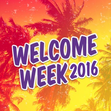 Welcome-Week-Event