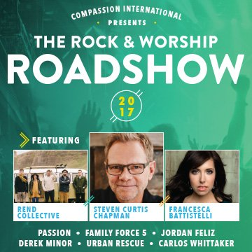 rock worship roadshow