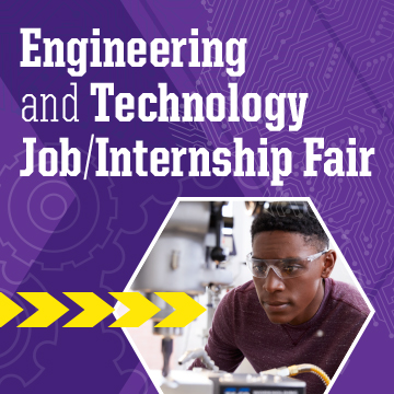 Engineering and Technology Job and Internship Fair